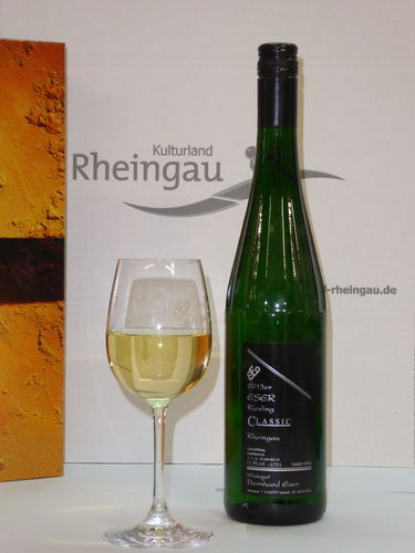 2013er ESER Riesling Classic